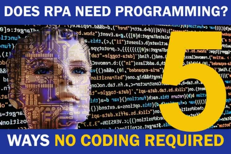 does-rpa-need-programming-skills