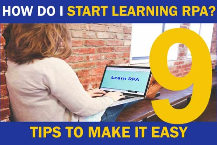 how-do-i-start-learning-rpa